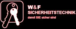 W & F Sicherheitstechnik - damit SIE sicher sind